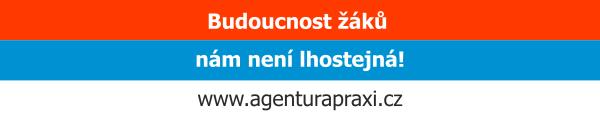 Banner Agentury praxí